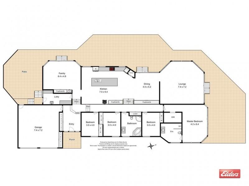 279 Village Lane, Somerset TAS 7322 Floorplan