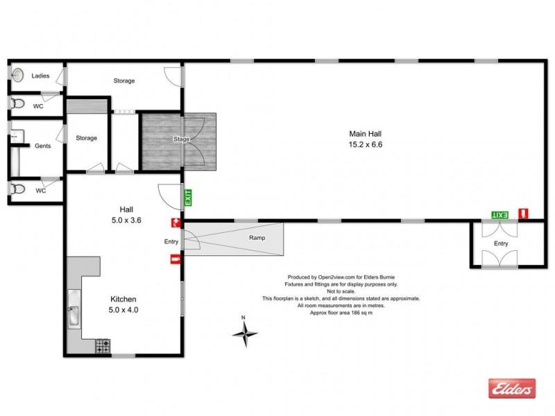 202 Myalla Road, Myalla TAS 7325 Floorplan