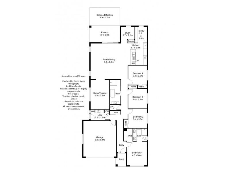 2 Millpond Court, Wynyard TAS 7325 Floorplan