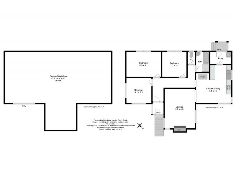 28 Wright Street, Shorewell Park TAS 7320 Floorplan
