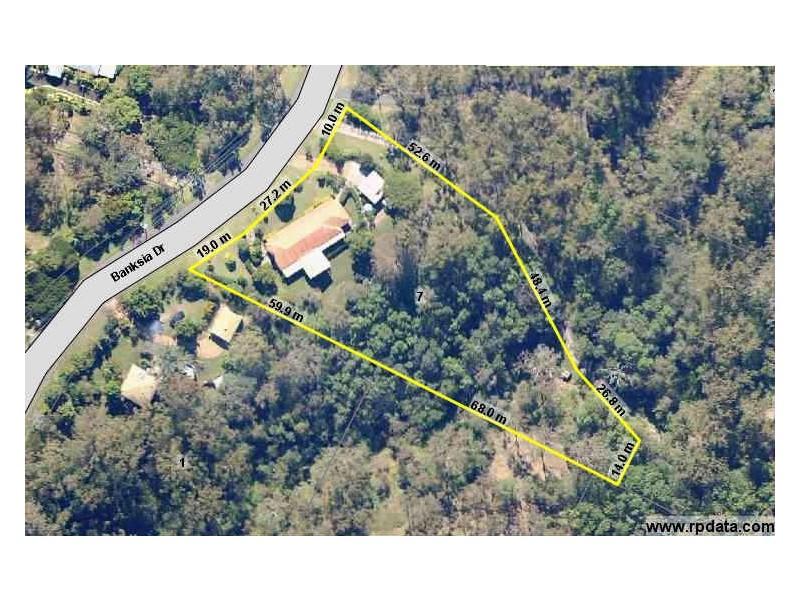 7 Banksia Drive, Mount Crosby QLD 4306