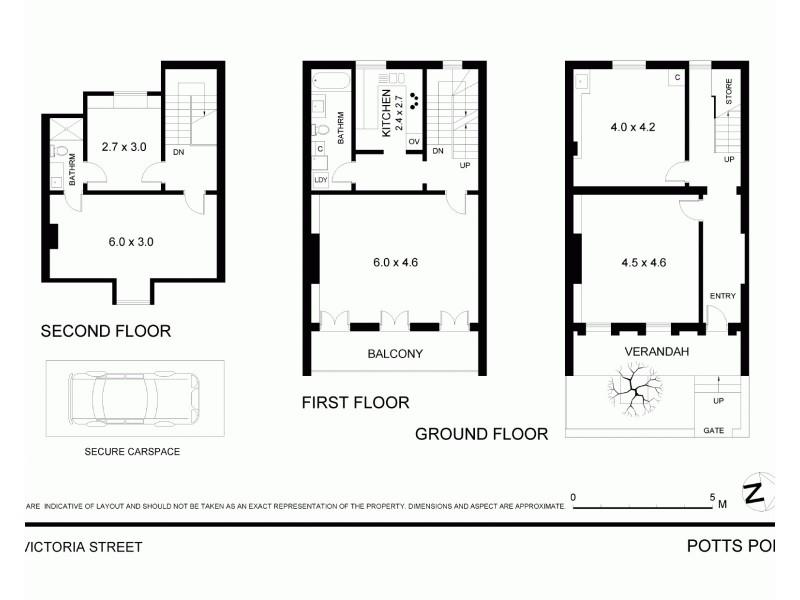 109 Victoria Street, Potts Point NSW 2011 Floorplan