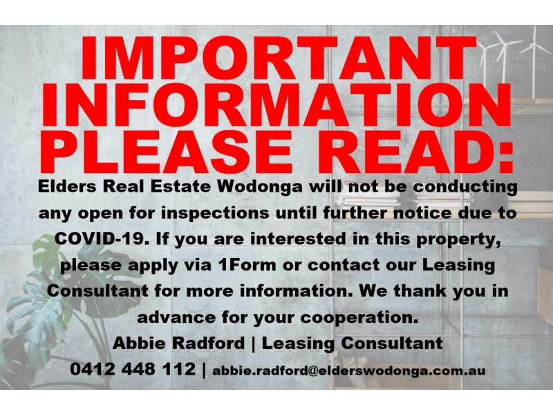 8/2 McKibbin Court, Wodonga VIC 3690