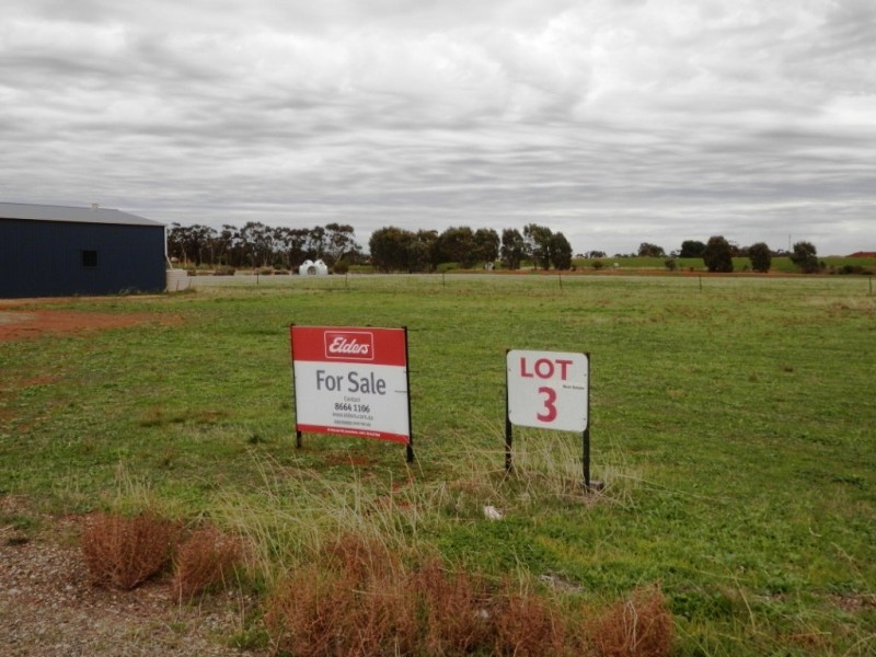 Lot 3 Mannanarie Road, Jamestown SA 5491