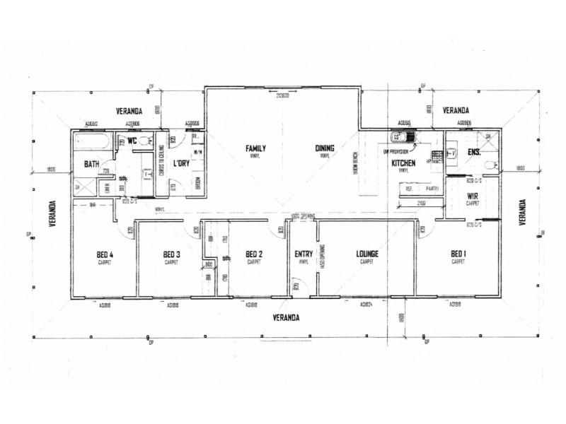 181 Edwards Road, Loxton SA 5333 Floorplan
