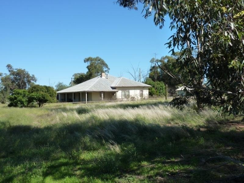 - N/  A Faithfull Road. Boree Creek, Boree Creek NSW 2652