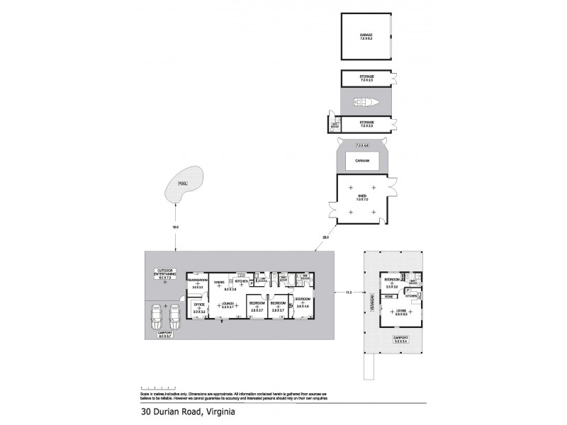 30 Durian Road, Virginia NT 0834 Floorplan
