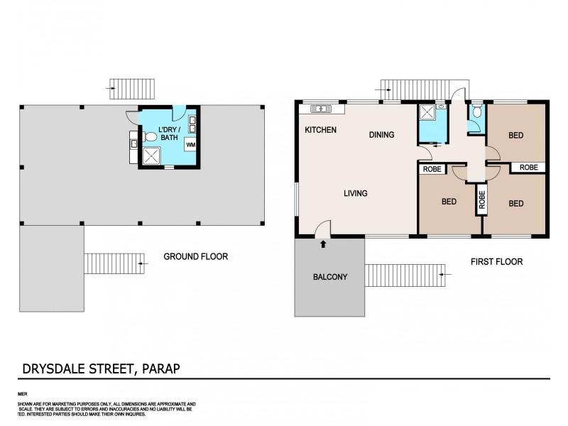 20 Drysdale Street, Parap NT 0820 Floorplan