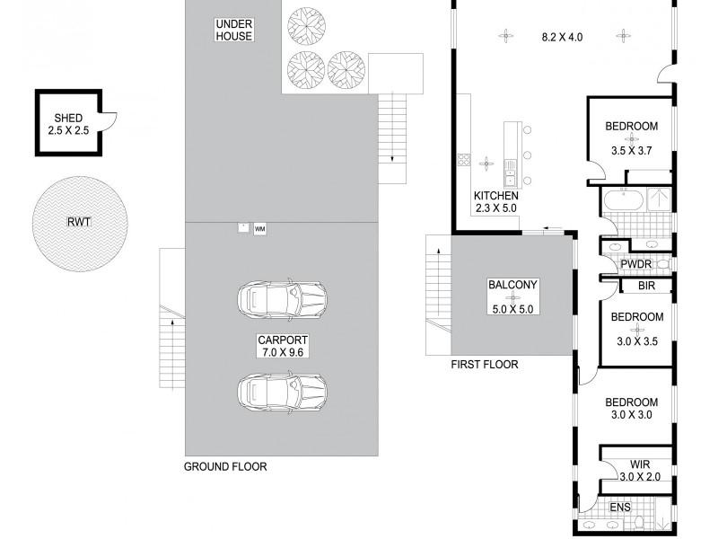 290 Golding Road, Acacia Hills NT 0822 Floorplan