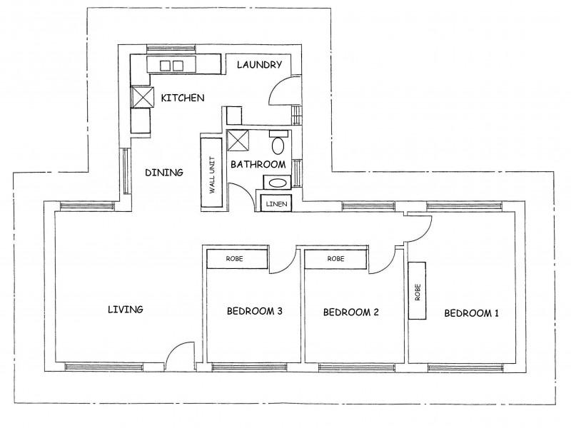 33 Jingili Terrace, Jingili NT 0810 Floorplan