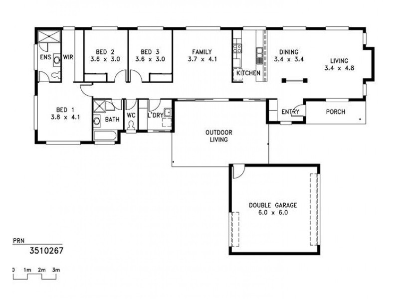 Bellamack NT 0832 Floorplan