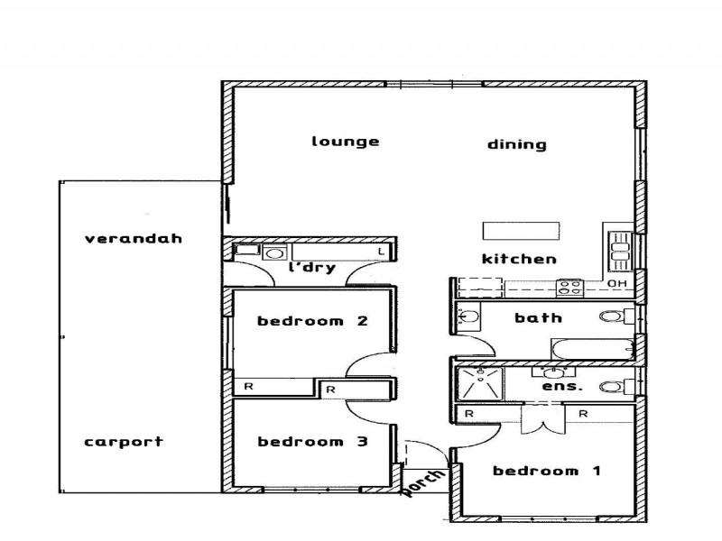 150 Flynn Cct, Bellamack NT 0832 Floorplan