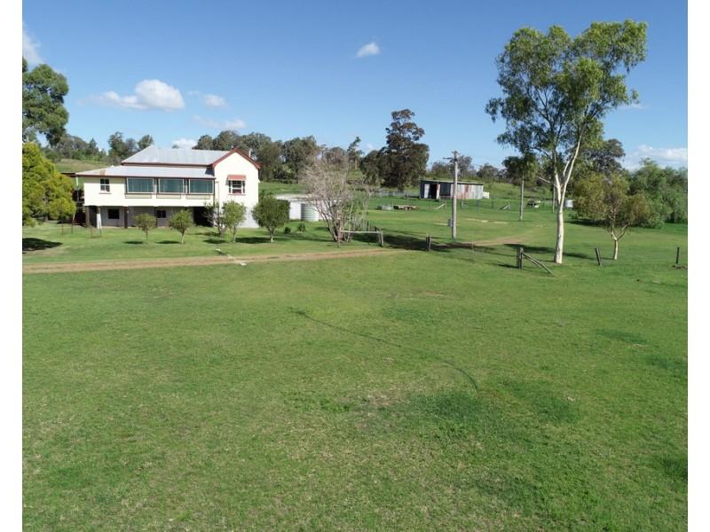 1987 Pechey-Maclagan Road, Goombungee QLD 4354