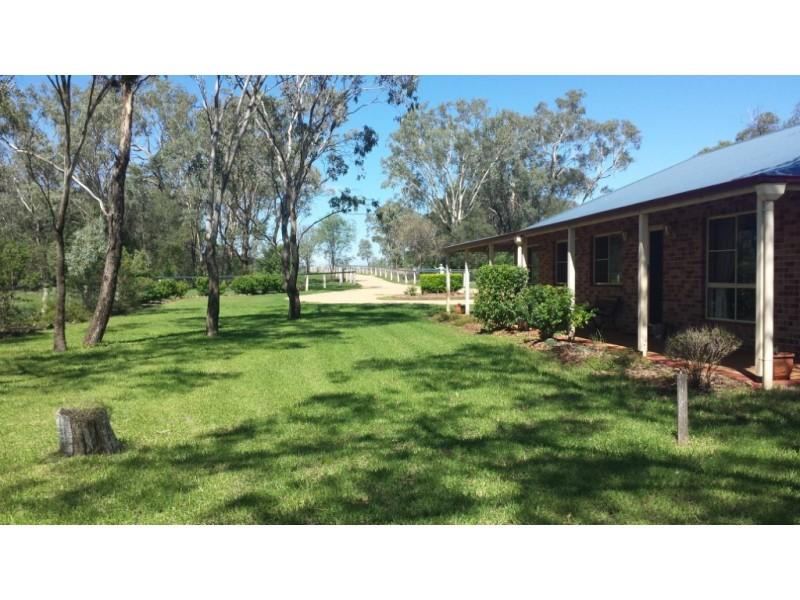 Mount Tyson QLD 4356