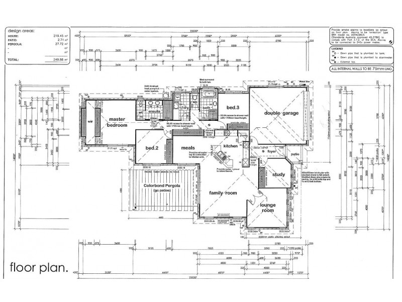 18 Ashford Drive, Wyreema QLD 4352 Floorplan