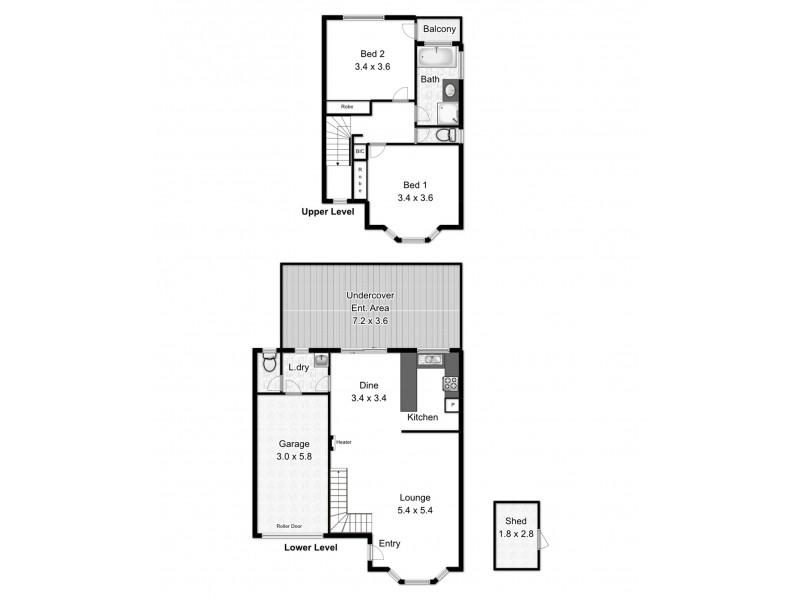24 Balandra Street, Hallett Cove SA 5158 Floorplan