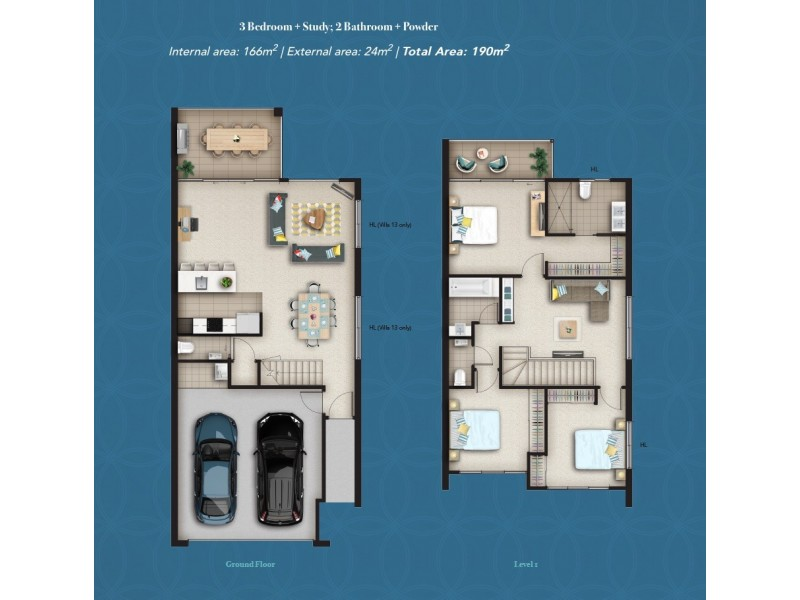 Carrara QLD 4211 Floorplan