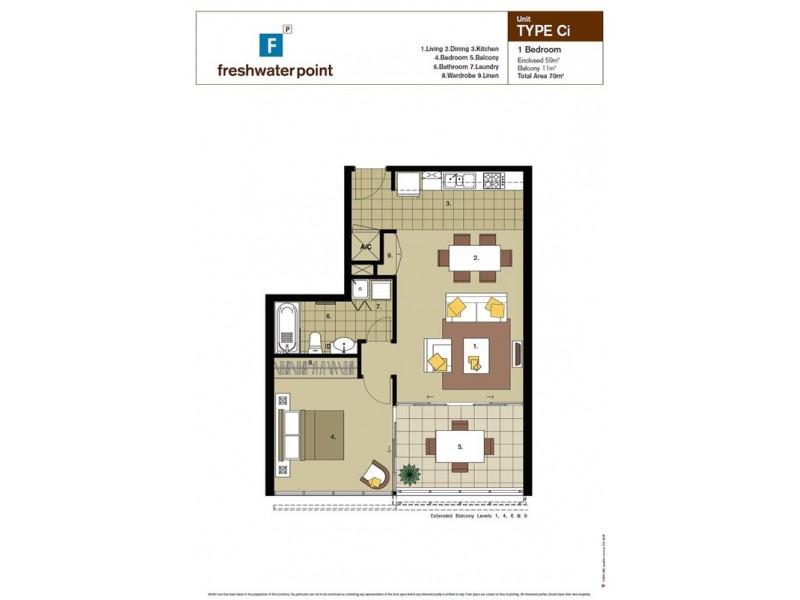 @33 T E Peters Drive, Broadbeach Waters QLD 4218 Floorplan
