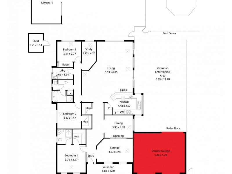15 Maxwell Court, Evanston Park SA 5116 Floorplan