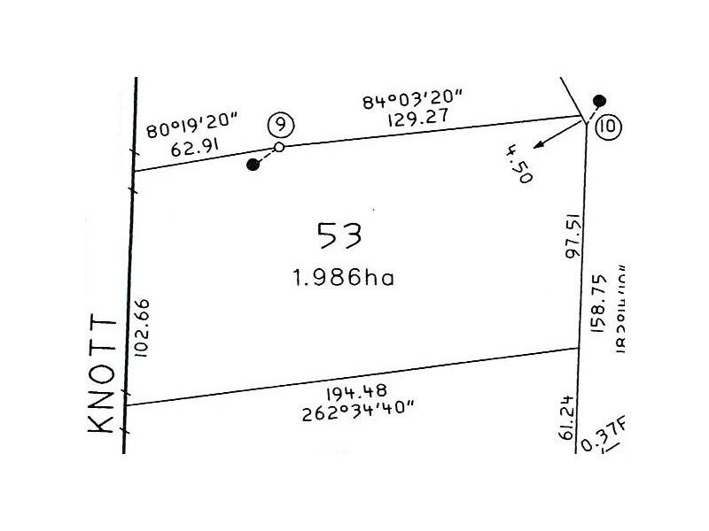 Lot 53 Knott Road, Williamstown SA 5351