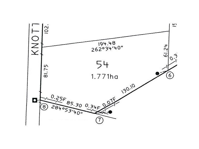 Lot 54 Knott Road, Williamstown SA 5351