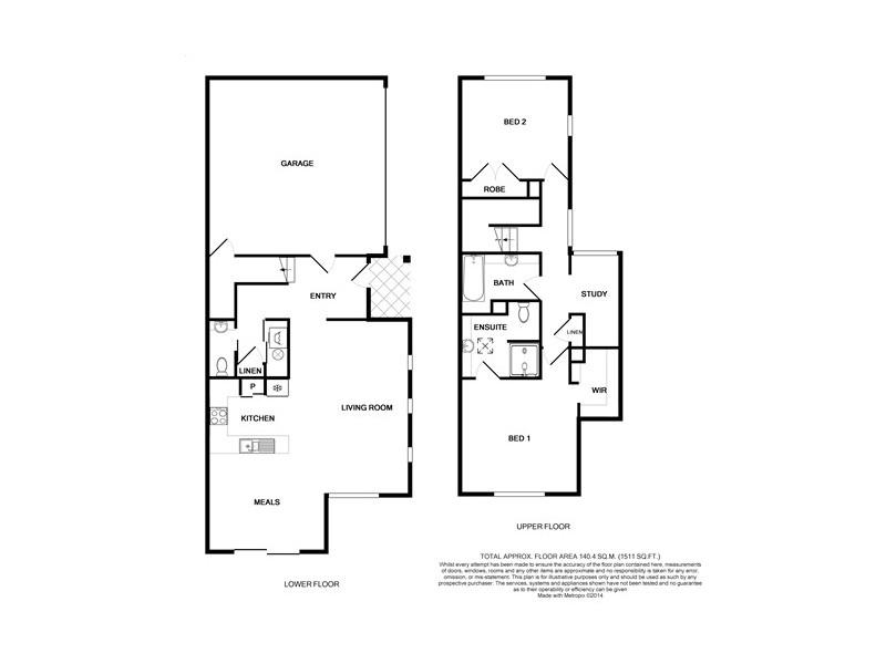 16 Lexington Square, Sandhurst VIC 3977 Floorplan