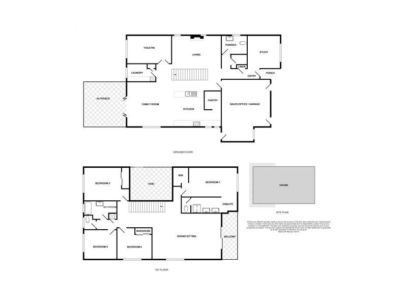 21 John Russell Road, Cranbourne West VIC 3977 Floorplan