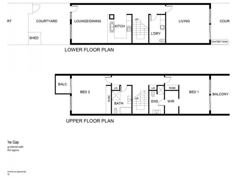 5/6 Hayes Street, The Gap NT 0870 Floorplan