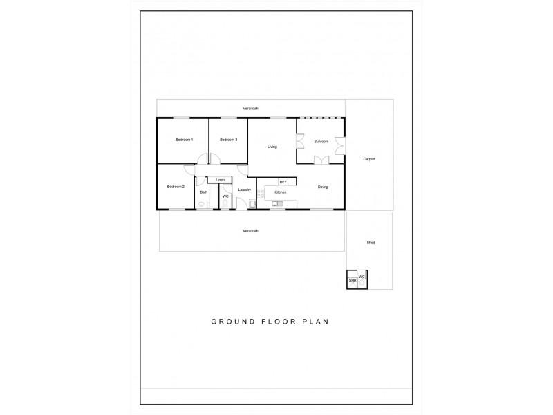 90 Kurrajong Drive, East Side NT 0870 Floorplan