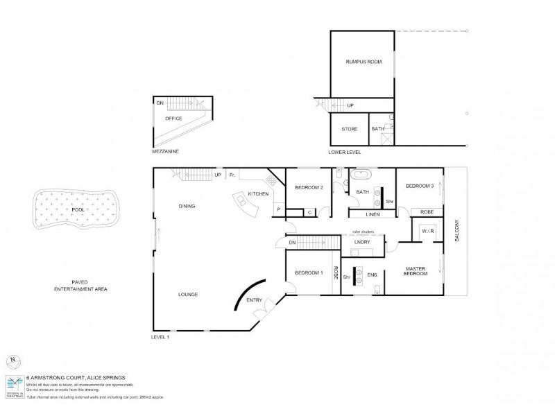 6 Armstrong Court, Araluen NT 0870 Floorplan