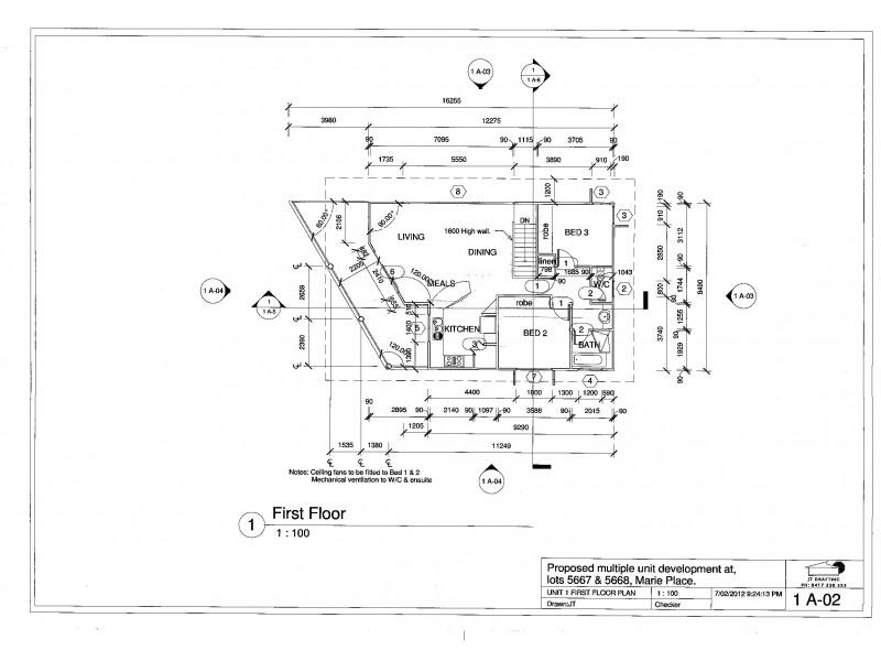 3/5 Mariae Place, Sadadeen NT 0870 Floorplan