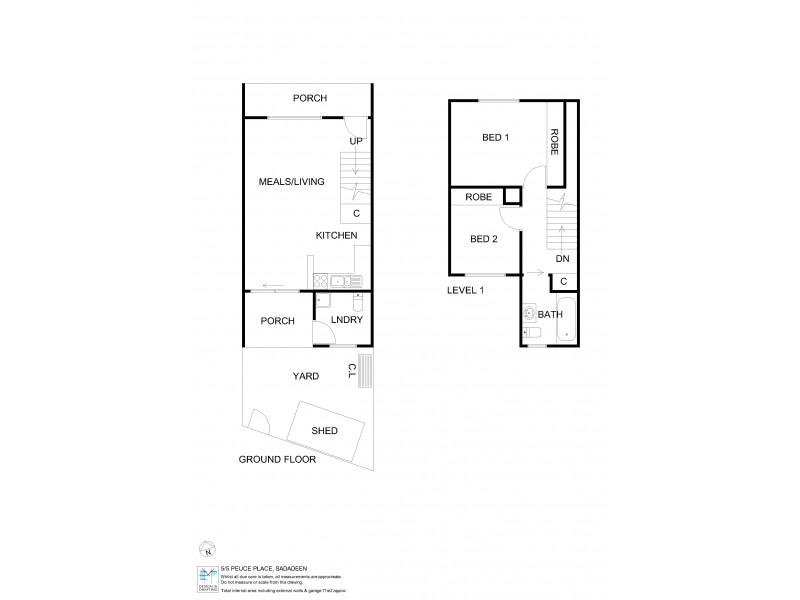 5/5 Peuce Place, Sadadeen NT 0870 Floorplan