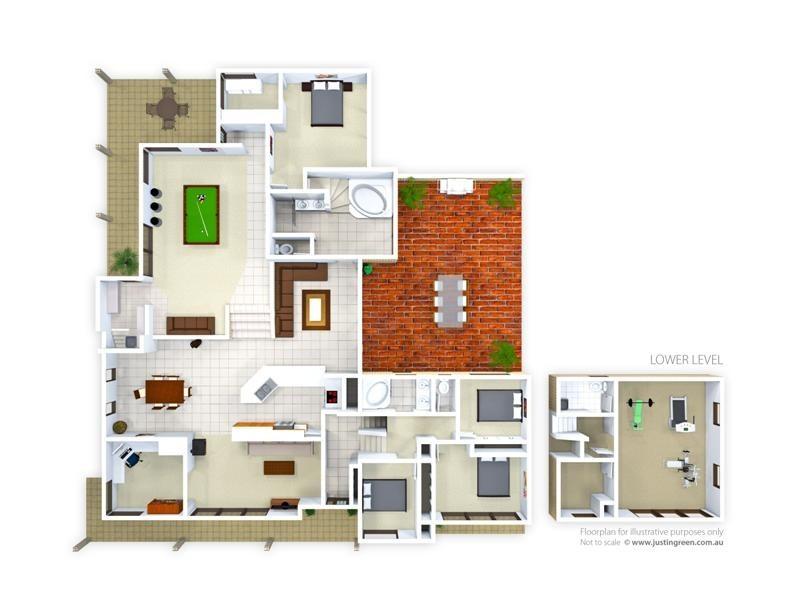 21 Lambie Street, Tumut NSW 2720 Floorplan