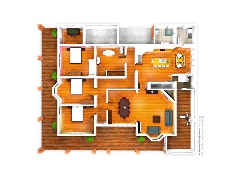 729 Grahamstown Road,, Adelong NSW 2729 Floorplan