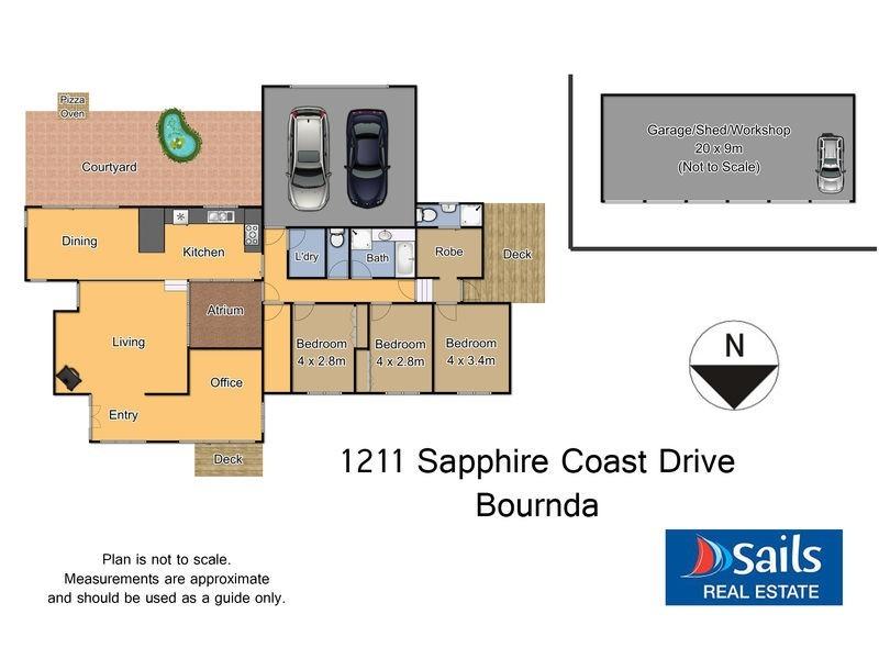 1211 Sapphire Coast Drive, Wallagoot NSW 2550