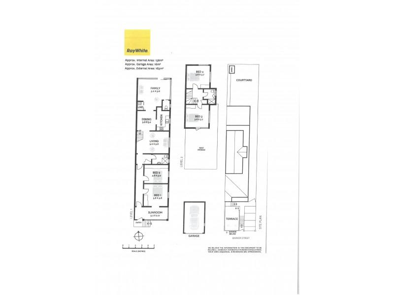 97 Barker Street, Kingsford NSW 2032 Floorplan