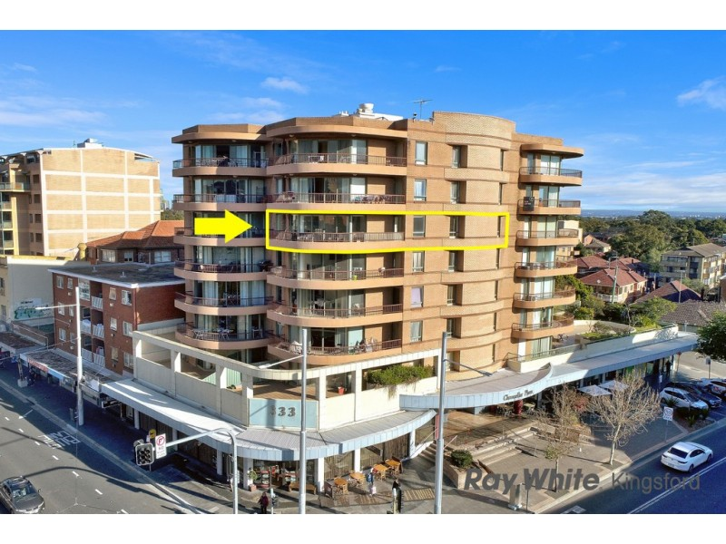 6a/331-333 Anzac Parade, Kingsford NSW 2032
