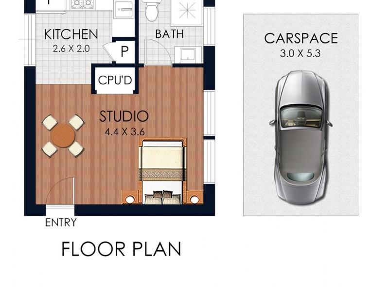 12/56 Houston Road, Kingsford NSW 2032 Floorplan