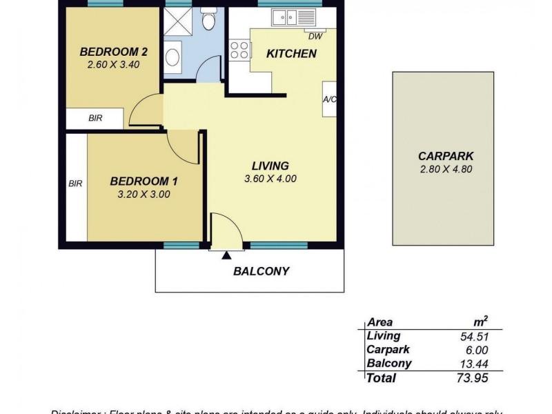 8/50-51 Adelphi Terrace, Glenelg North SA 5045