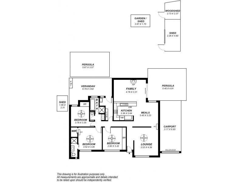 35 Nalimba Street, Hallett Cove SA 5158 Floorplan