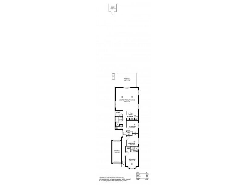 16A Carlisle Street, Camden Park SA 5038 Floorplan