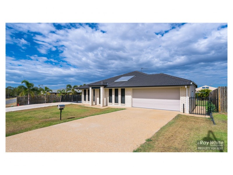 5 Jamie Crescent, Gracemere QLD 4702