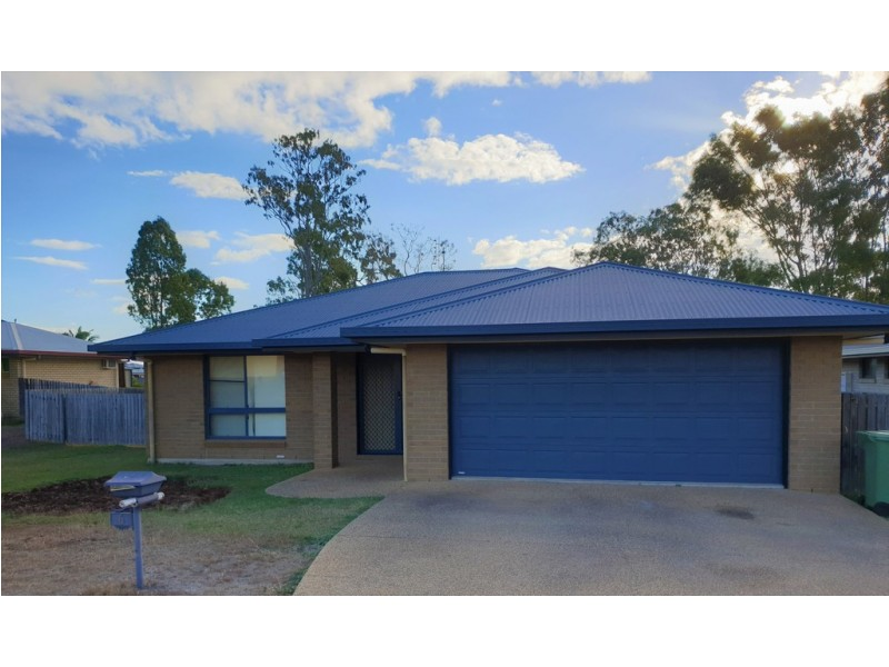6 Seonaid Place, Gracemere QLD 4702