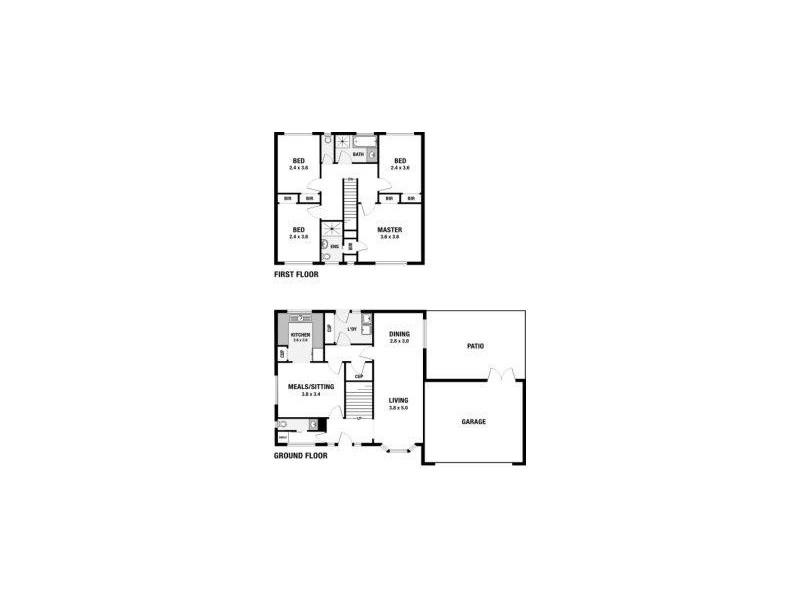 16 Culgoa Court, Keilor VIC 3036 Floorplan