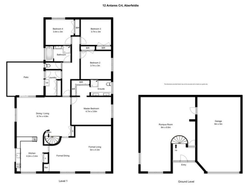 12 Antares Court, Aberfeldie VIC 3040