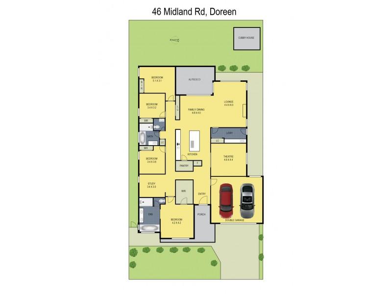46 Midland Road, Doreen VIC 3754