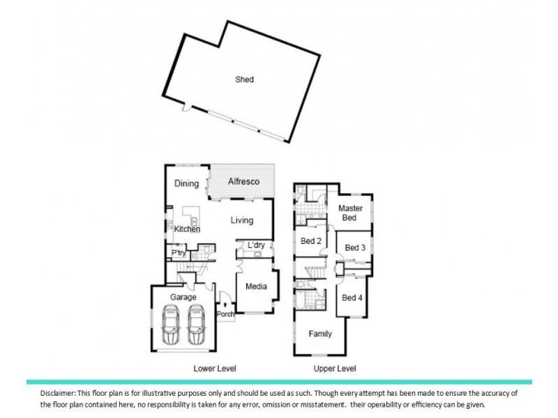 32B Tanah Merah Avenue, Tanah Merah QLD 4128 Floorplan