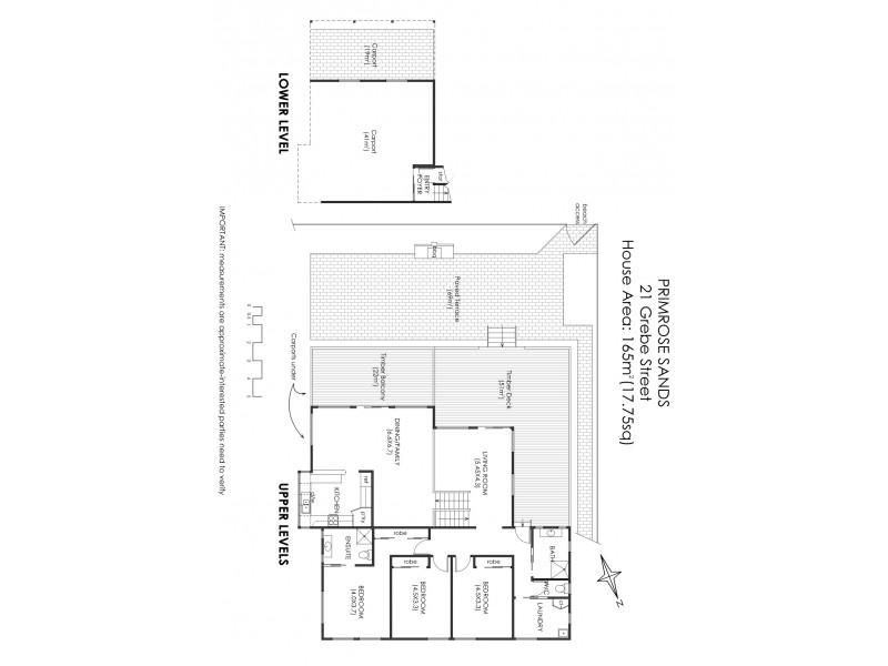 21 Grebe Street, Primrose Sands TAS 7173 Floorplan