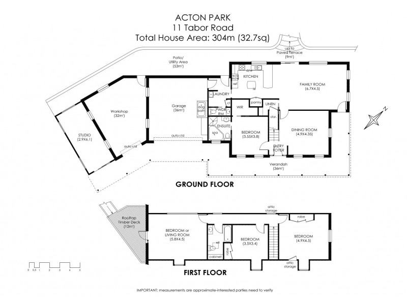 11 Tabor Road, Acton Park TAS 7170 Floorplan