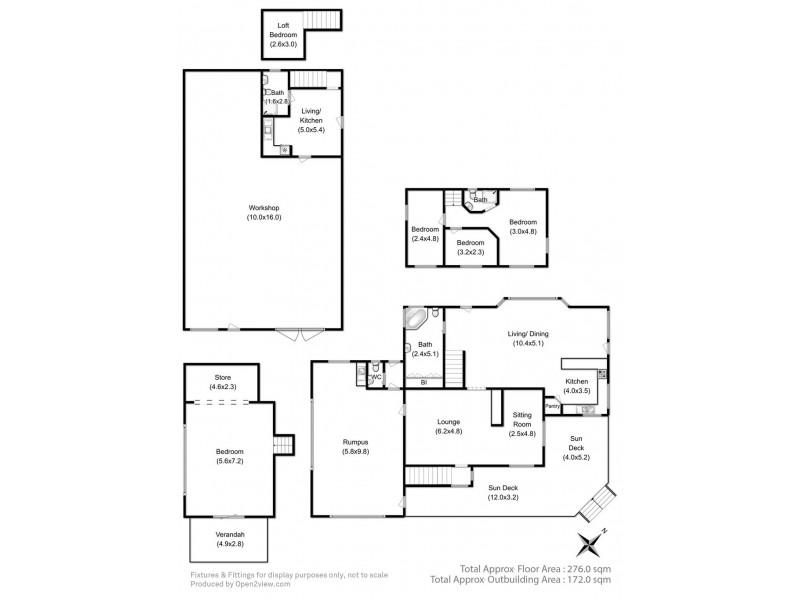 43 Denehey Road, Kingston TAS 7050 Floorplan